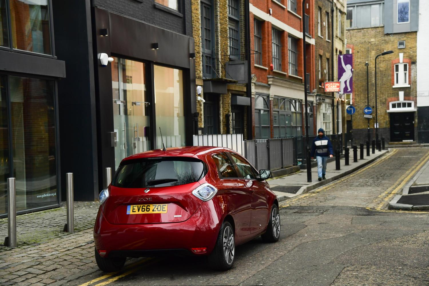 Fastest-selling used car is electric