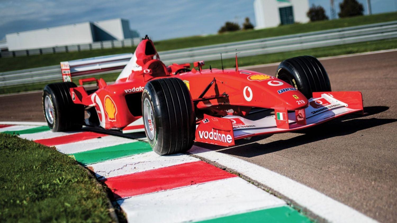 RM Sotheby's Abu Dhabi F1 supercars