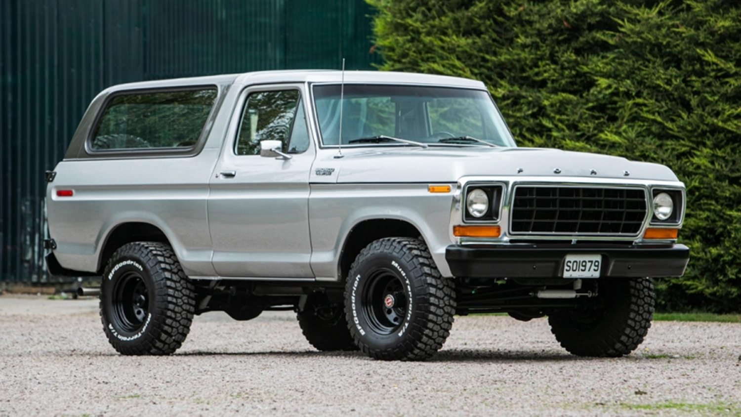 ford bronco - photo #23