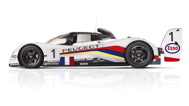 Peugeot Le Mans 2022