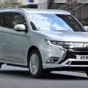 Mitsubishi Outlander PHEV scrappage scheme