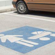 Parent and child parking