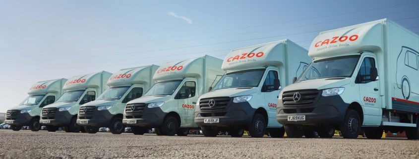 Cazoo 'Amazon' for used cars