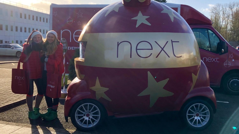 Volkswagen Amarok Next Christmas bauble