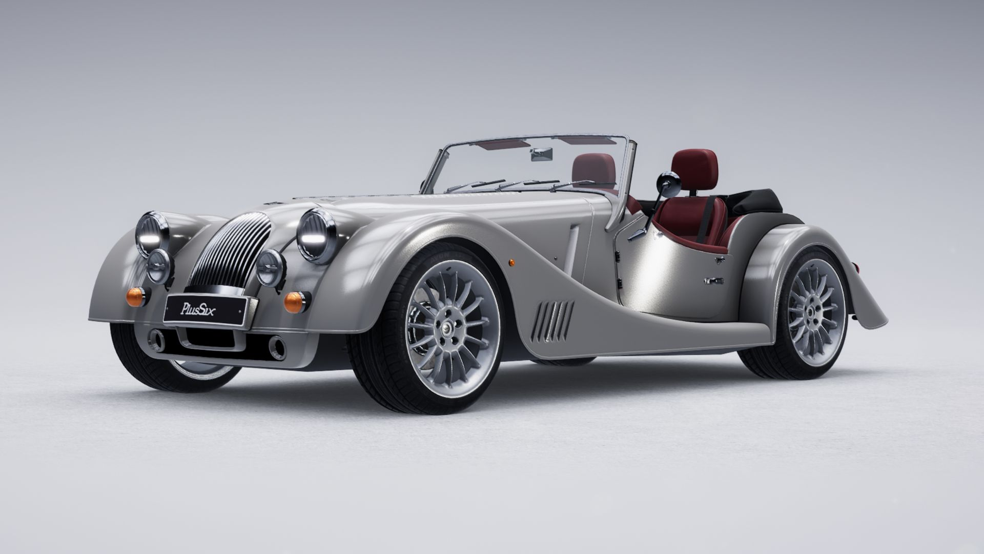 You can now design your perfect Morgan in 3D
