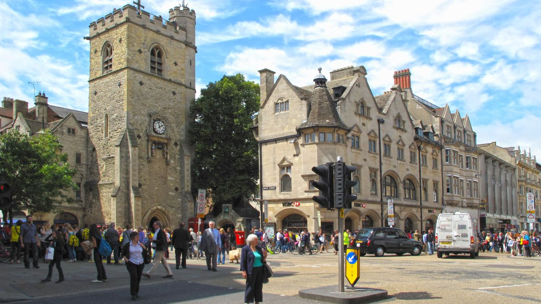 Oxford zero emission zone 2020