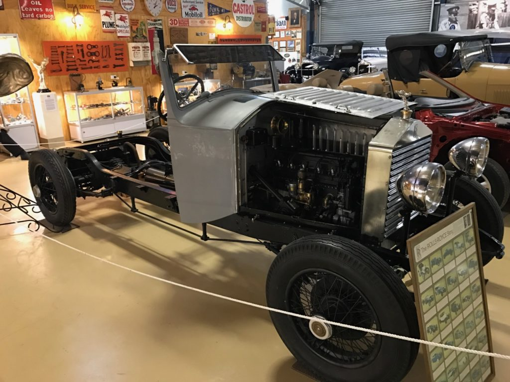 Rolls-Royce Chassis
