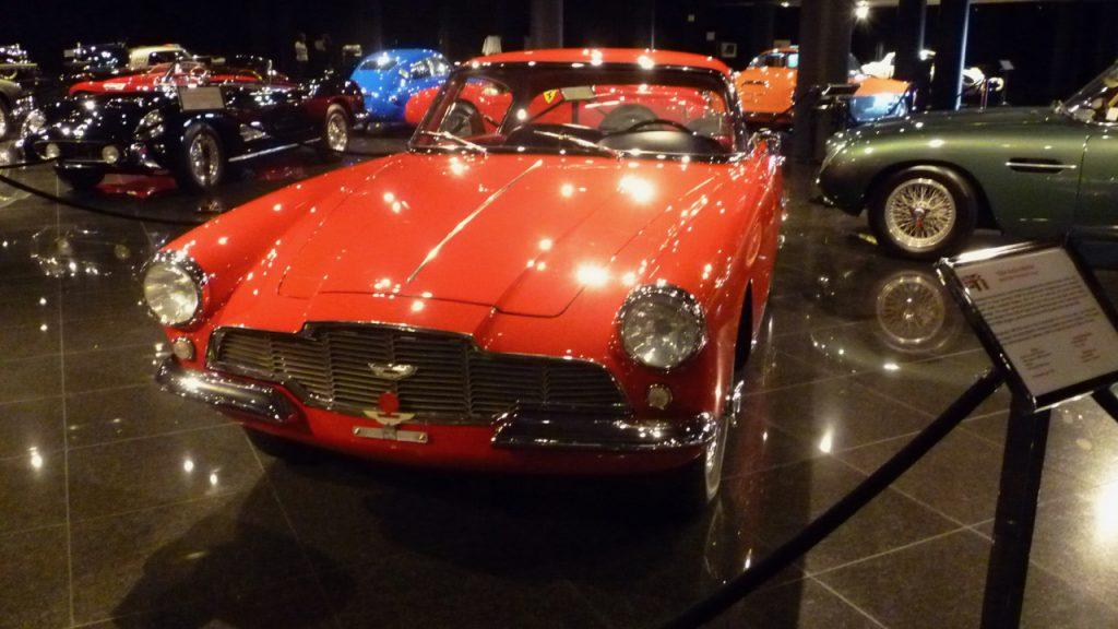 Aston Martin DB2/4 Bertone Coupe