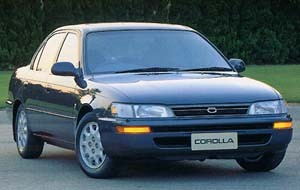 1991 Toyota Corolla -Picture by AUTOCADE