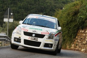 Gianluca Saresera, Manuel Fenoli (Suzuki Swift #237, Scuderia Just Race Asd)
