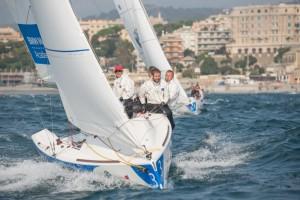 27/10/13 - Genova (ITA) - BMW Match Race Cup - Day 2