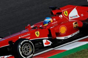 GP GIAPPONE F1/2013