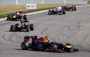 F1 Grand Prix of USA - Race