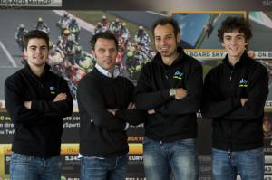 Sky Racing Team + Capirossi