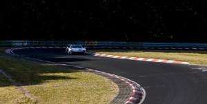 McLaren P1 - Nurburgring Nordschleife July 2013