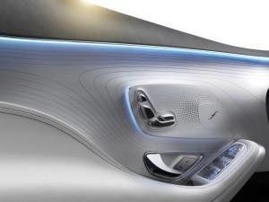 Concept S-Class Coupé; color: alubeam silver; interior: leather white; 2013