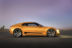 Kia GT4 Stinger (static 2)
