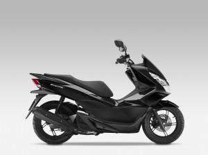 PCX125-black