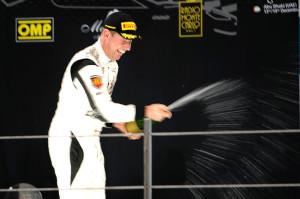 Renaud Kuppens Podium Abu Dhabi