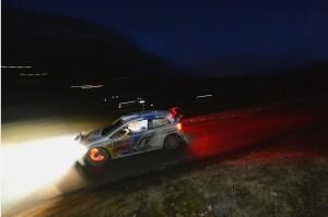 media-Rally Monte Carlo 2014 - Mikkelsen-Markkula