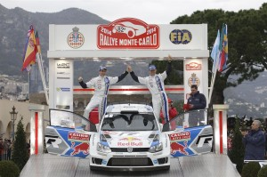 media-Rally Monte Carlo 2014 - Ogier-Ingrassia