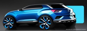 media-Concept car T-ROC_DB2014AU00217