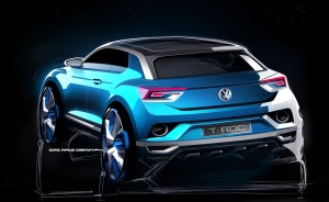 media-Concept car T-ROC_DB2014AU00218