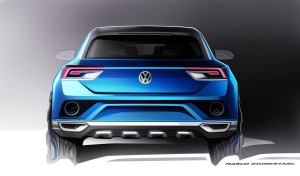 media-Concept car T-ROC_DB2014AU00219