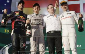 F1 - GRAND PRIX OF AUSTRALIA 2014