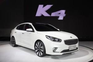 copy of kia k4 concept for china market 1th