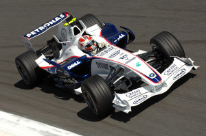 Robert Kubica BMW Sauber F1.07