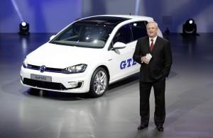 media-Martin Winterkorn - Il Gruppo Volkswagen promuove l'elettromobilità in Cina