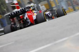 Daniel Ricciardo Red Bull Racing RB10 Renault