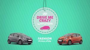 Hyundai Drive Me Crazy logo