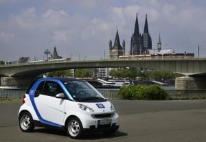 car2go startet in Köln