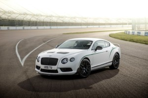 Bentley Continental GT3R Photograph: James Lipman // jameslipman.com