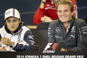 F1 - GRAND PRIX OF BELGIUM 2014