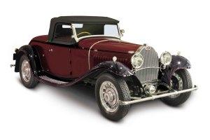 Credit Museo Nicolis by A.Rosa_Bugatti tipo 49 anno 1931