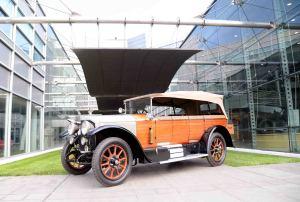 Credits Museo Nicolis_benz 8 20 PS Jagdwagen 1914