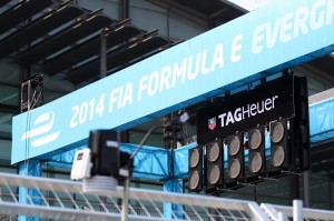 TAG Heuer as Formula E official timekeeper