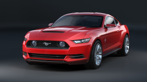 6th Generation Mustang Theme Development