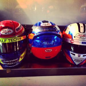 I caschi dei piloti per Jules Bianchi