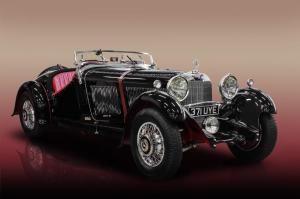 AME 2014 SK Collection Mercedes-Benz special Roadster 380 1933