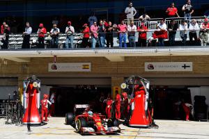 GP USA F1/2014