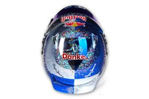 casco vettel