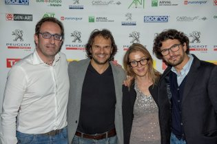 Leoni, Andreucci, Andreussi e Franzetti