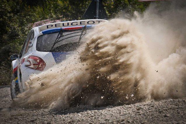 Peugeot 208 T16 Andreucci-Andreussi