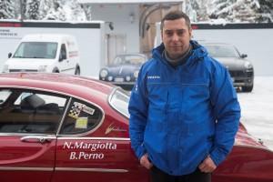 Nino Margiotta - 2015 Winter Marathon, Madonna di Campiglio