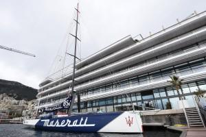 Maserati Racing programs 2015_Maserati VOR70 Boat