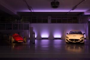 112440_Inaugurazione TridenteClub_Maserati Fangio 250F, Maserati GranTurismo